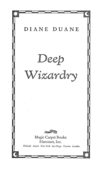 Deep Wizardry (digest)