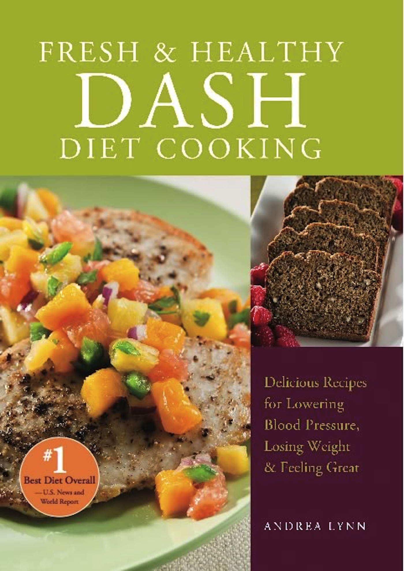 Fresh and Healthy DASH Diet Cooking