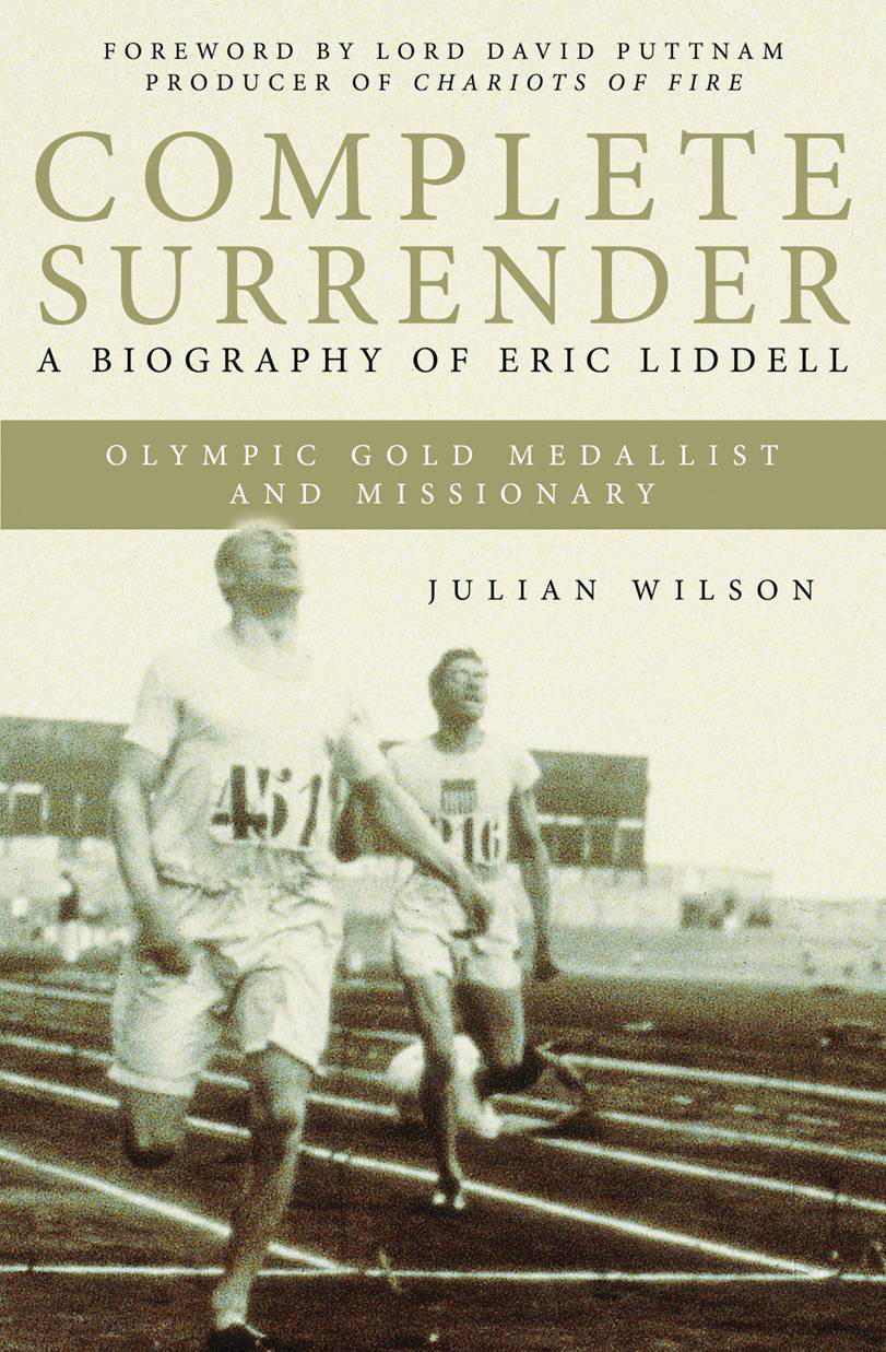Complete Surrender By: Julian Wilson