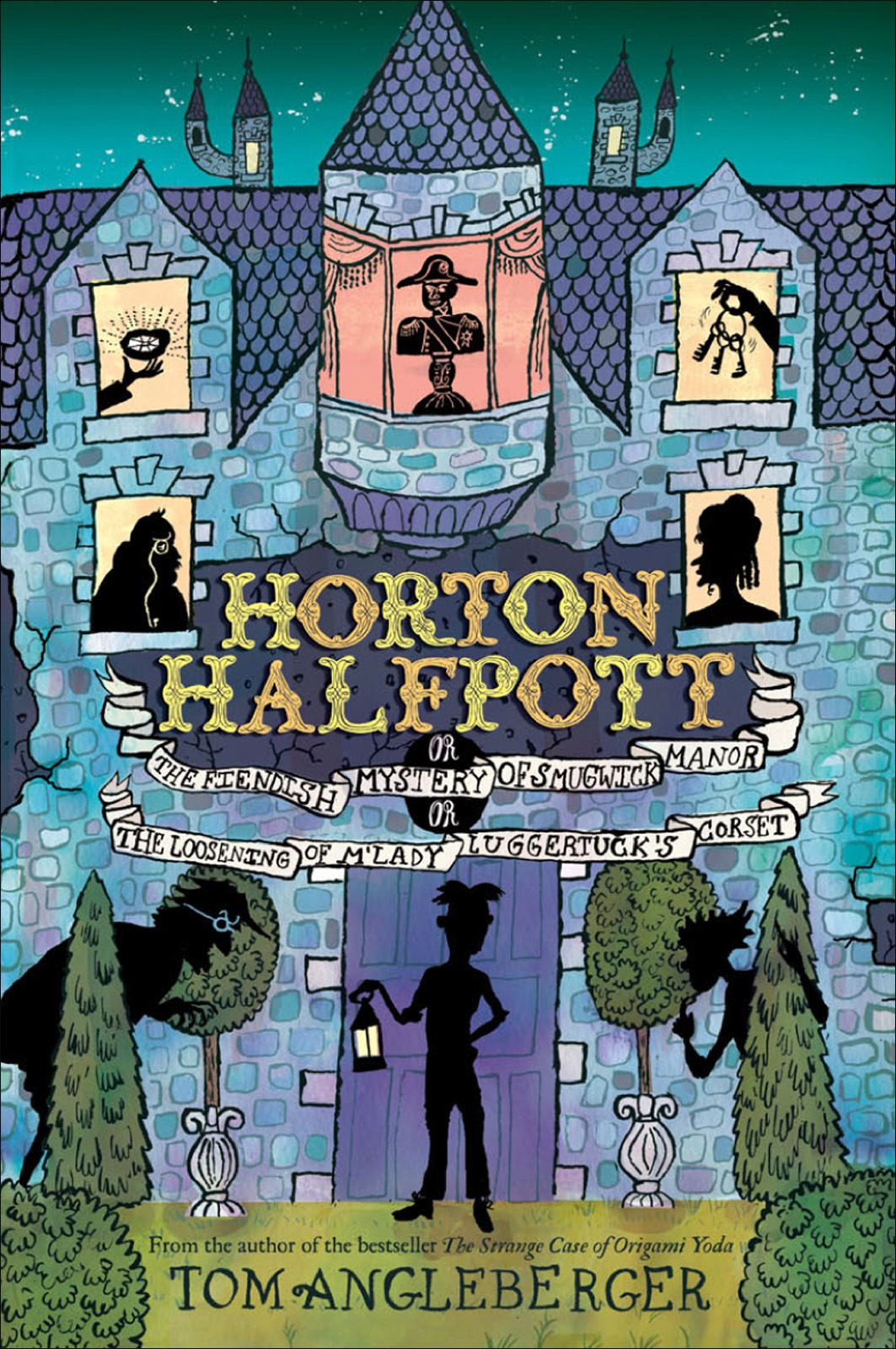 Horton Halfpott By: Tom Angleberger