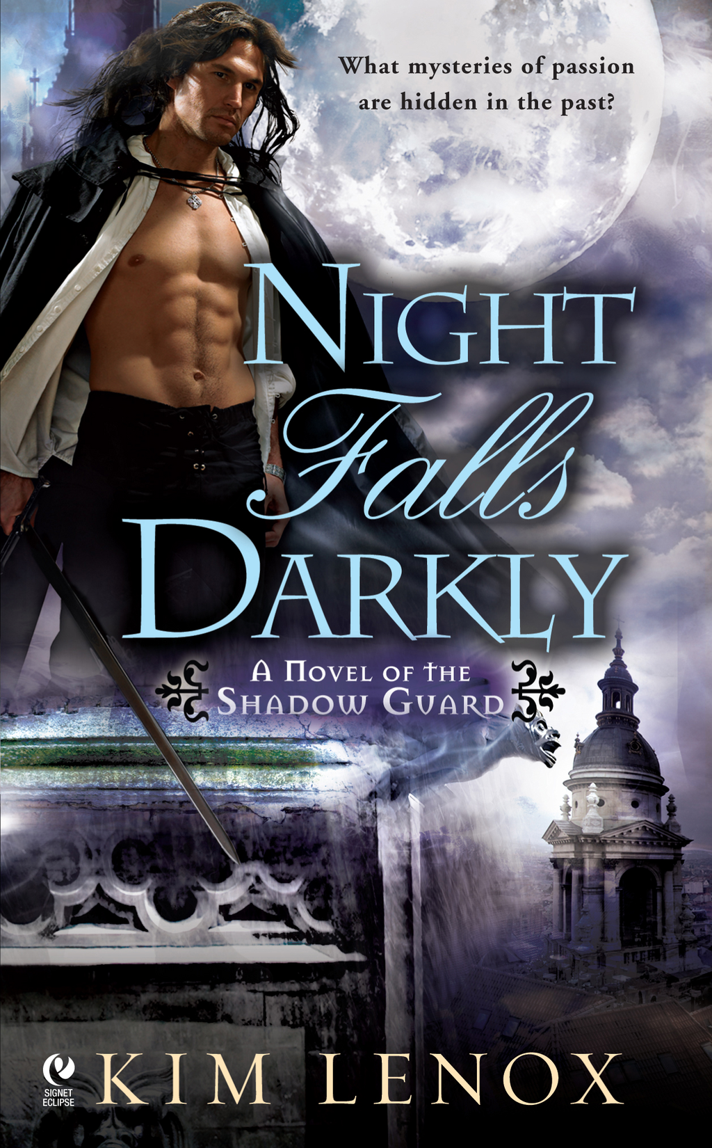 Night Falls Darkly By: Kim Lenox