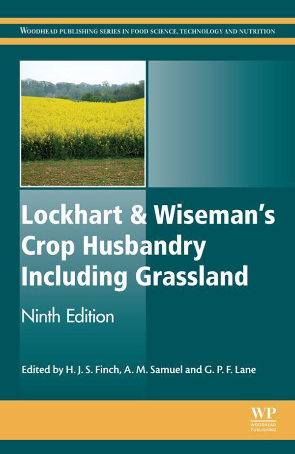 Lockhart & Wiseman?s Crop Husbandry Including Grassland