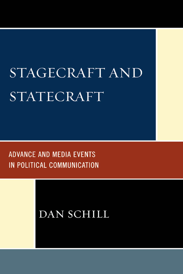 Stagecraft and Statecraft