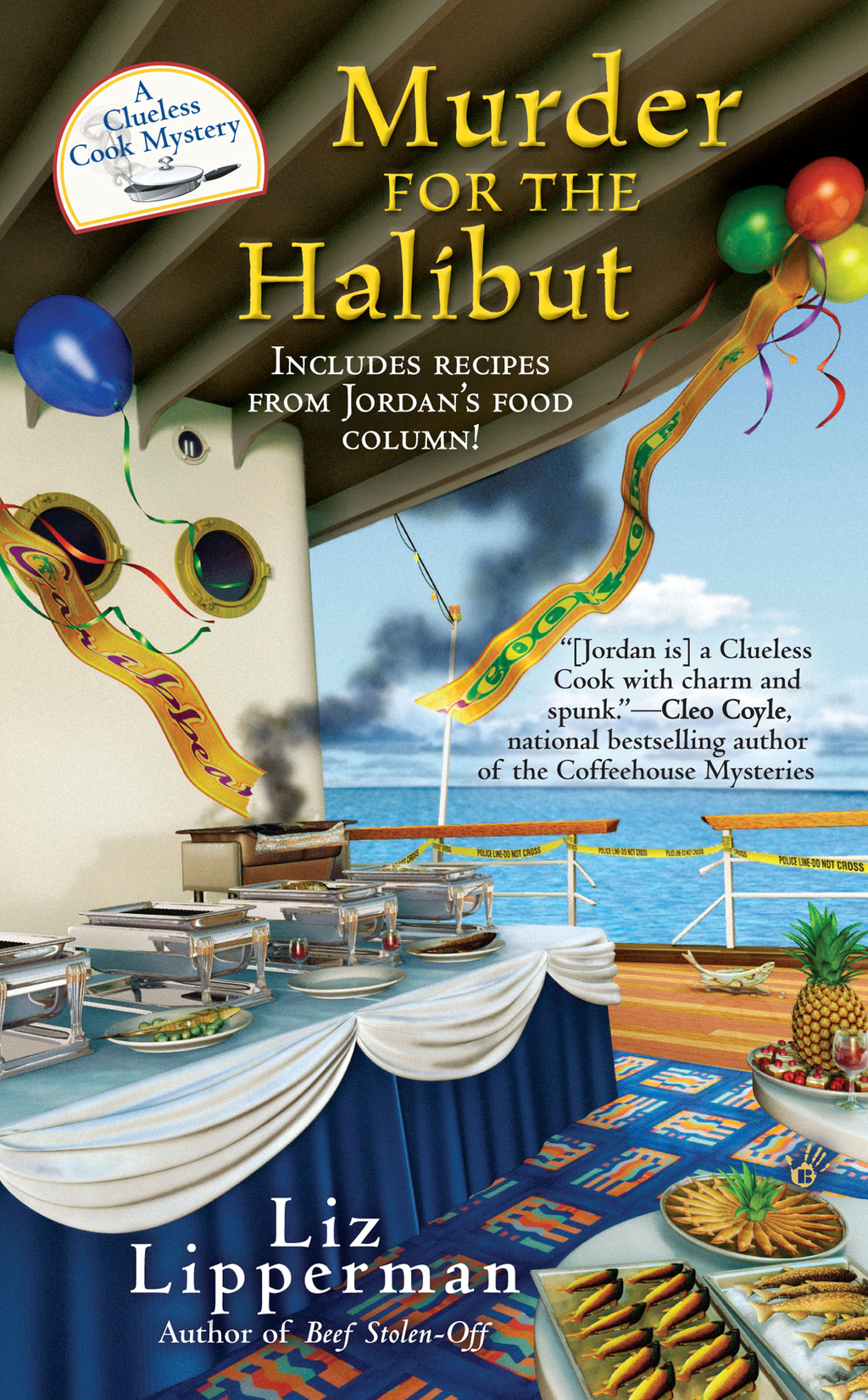Murder for the Halibut By: Liz Lipperman