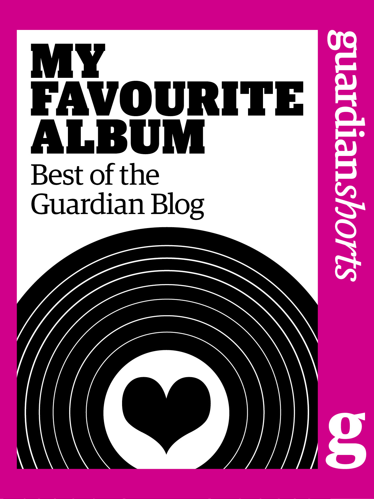 My Favourite Album Best of the Guardian Blog