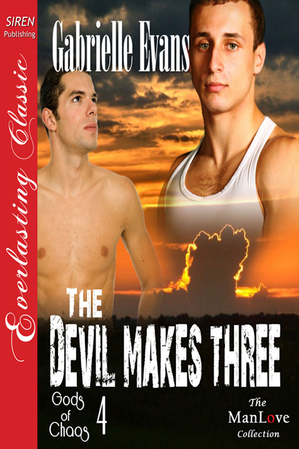 The Devil Makes Three By: Gabrielle Evans