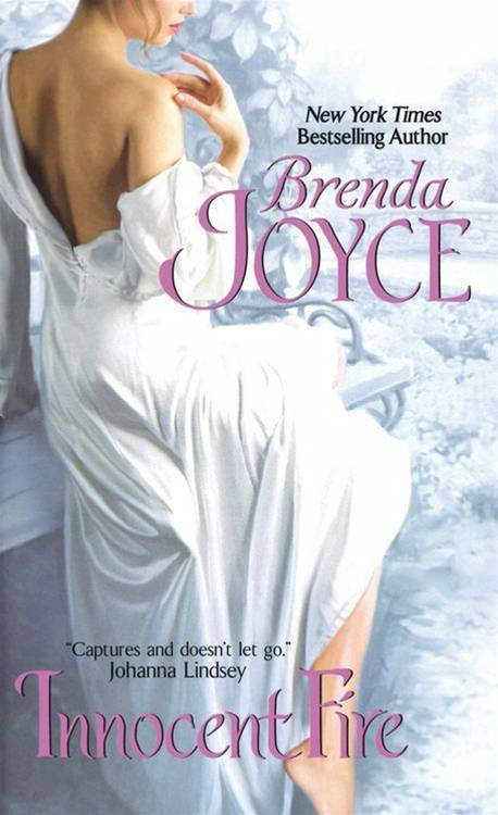 Innocent Fire By: Brenda Joyce,Sherry Robb Literary Prop