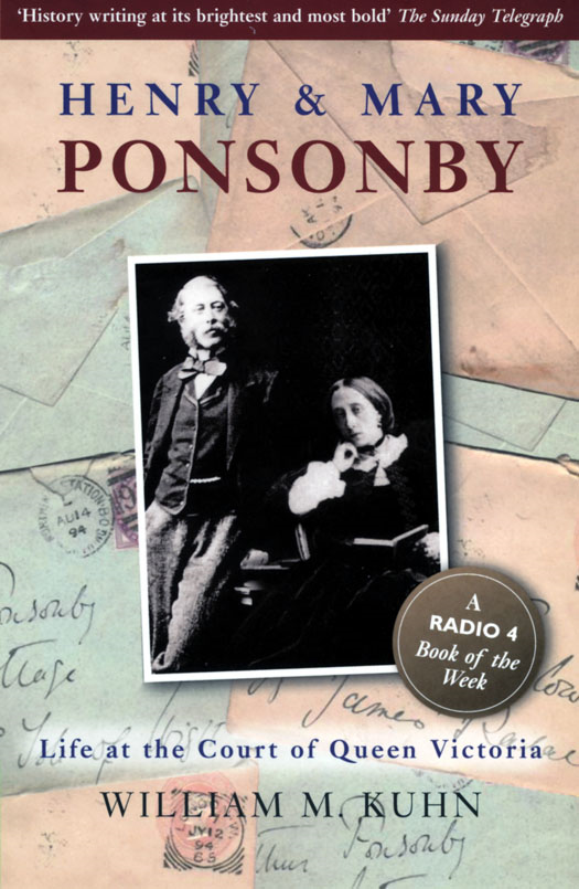 Henry and Mary Ponsonby
