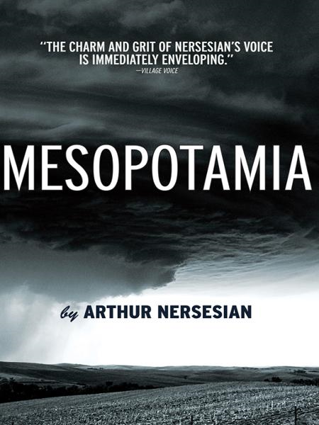 Mesopotamia By: Arthur Nersesian