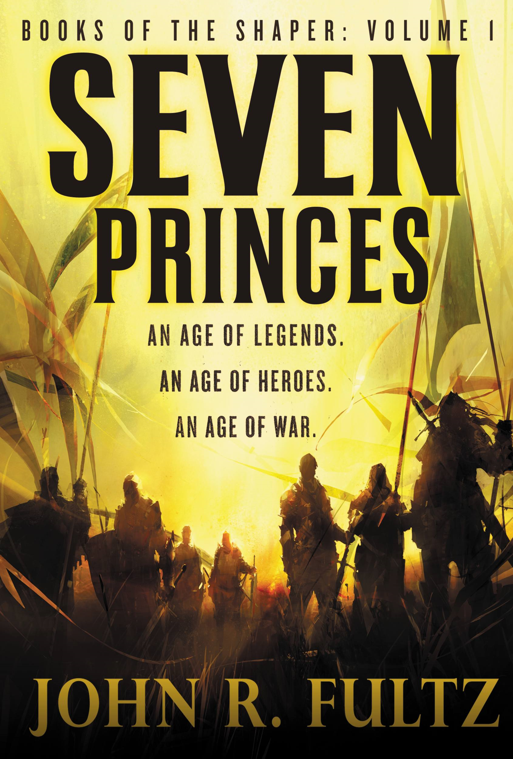 Seven Princes By: John R. Fultz