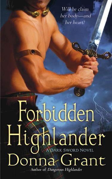 Forbidden Highlander By: Donna Grant