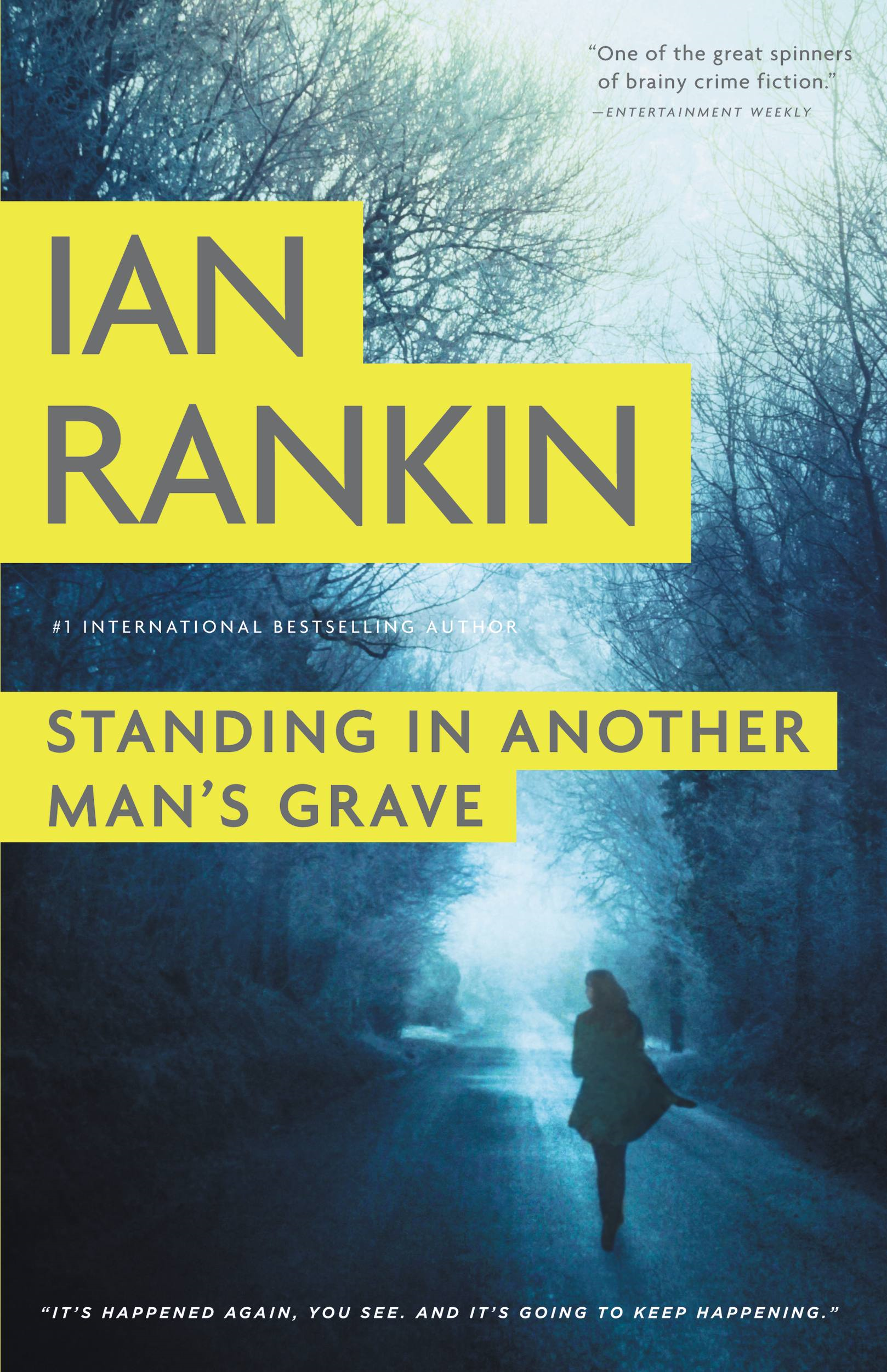 Book Cover: Standing in Another Man's Grave
