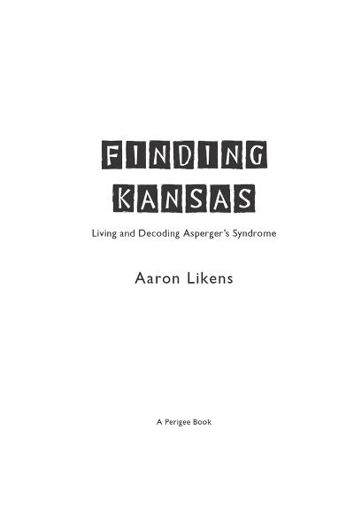 Finding Kansas By: Aaron Likens