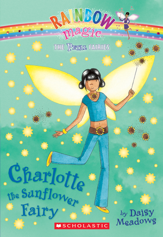 Petal Fairies #4: Charlotte the Sunflower Fairy