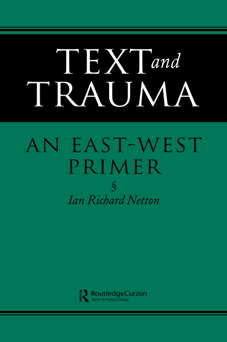 Text and Trauma