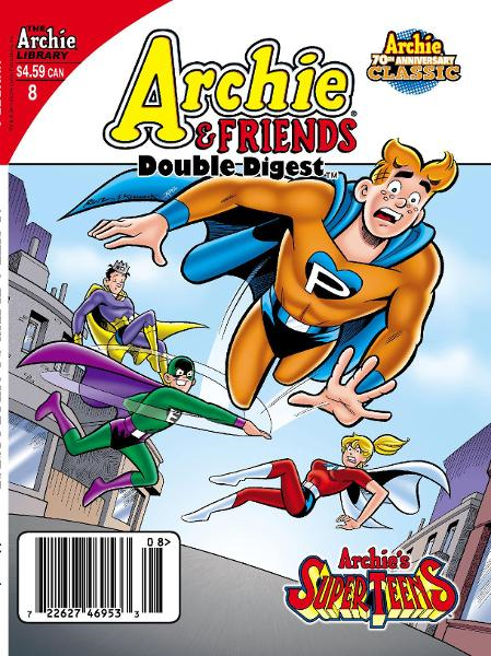 Archie & Friends Double Digest #8