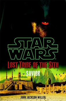 Star Wars: Lost Tribe of the Sith #4: Savior