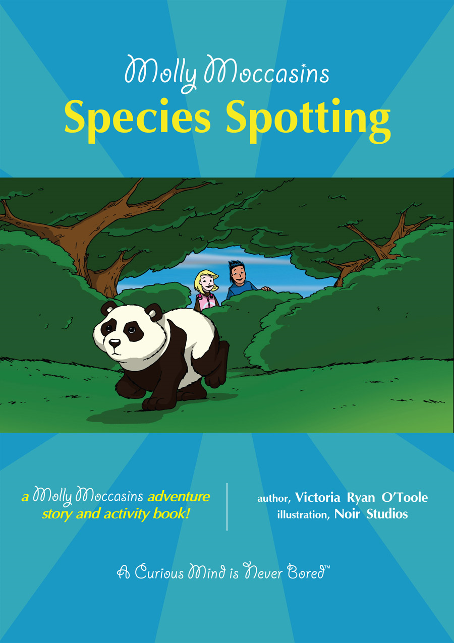Species Spotting By: Victoria Ryan O'Toole,Urban Fox Studios