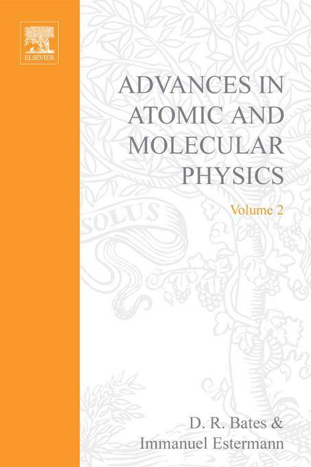 ADV IN ATOMIC & MOLECULAR PHYSICS V2