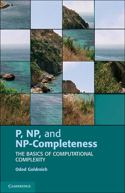 P,  NP,  and NP-Completeness The Basics of Computational Complexity