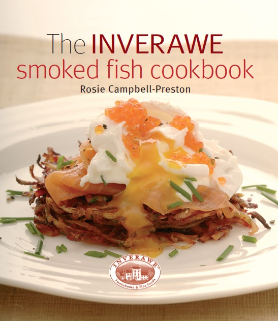 Inverawe Smoked Fish Cookbook