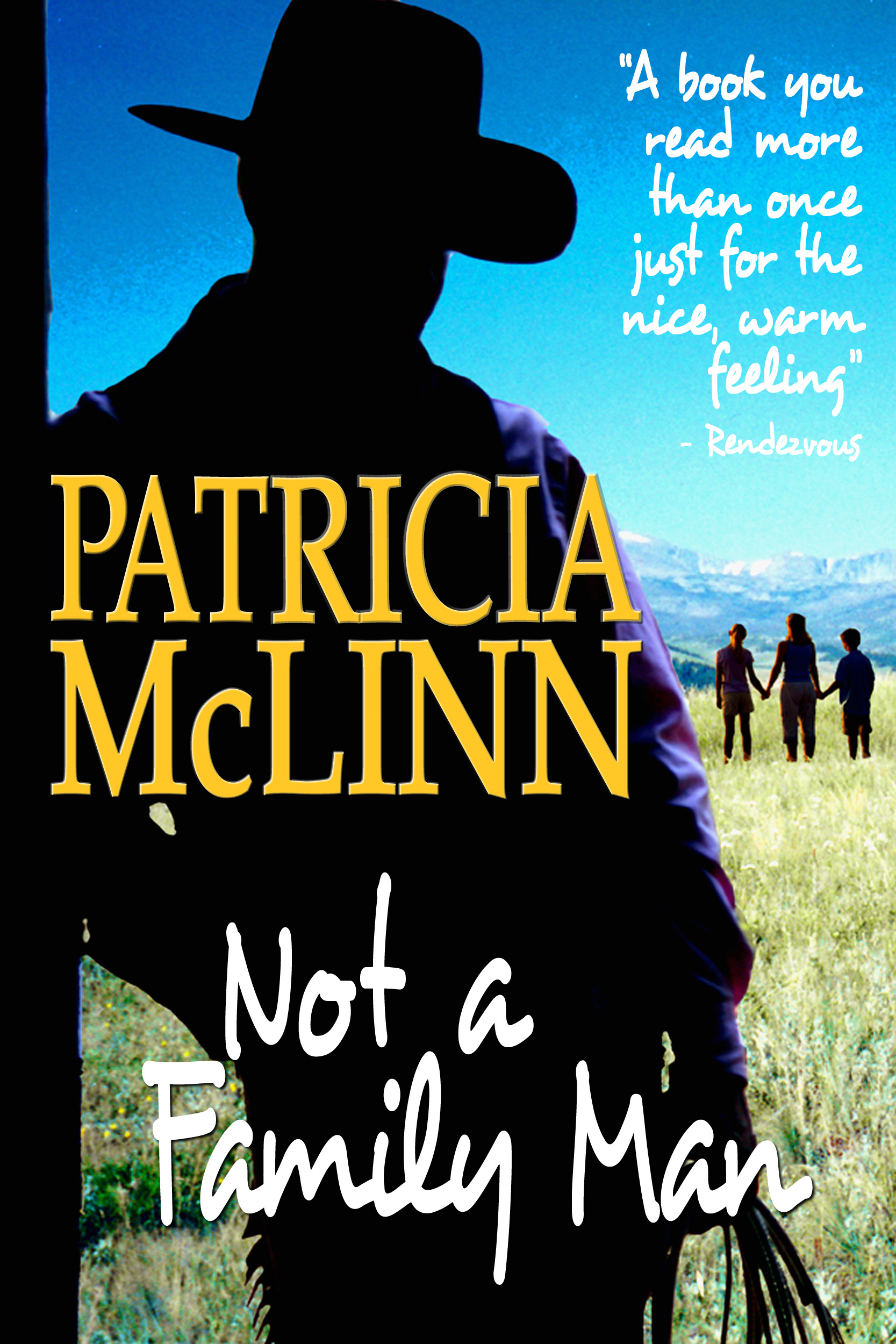 Not A Family Man By: Patricia McLinn