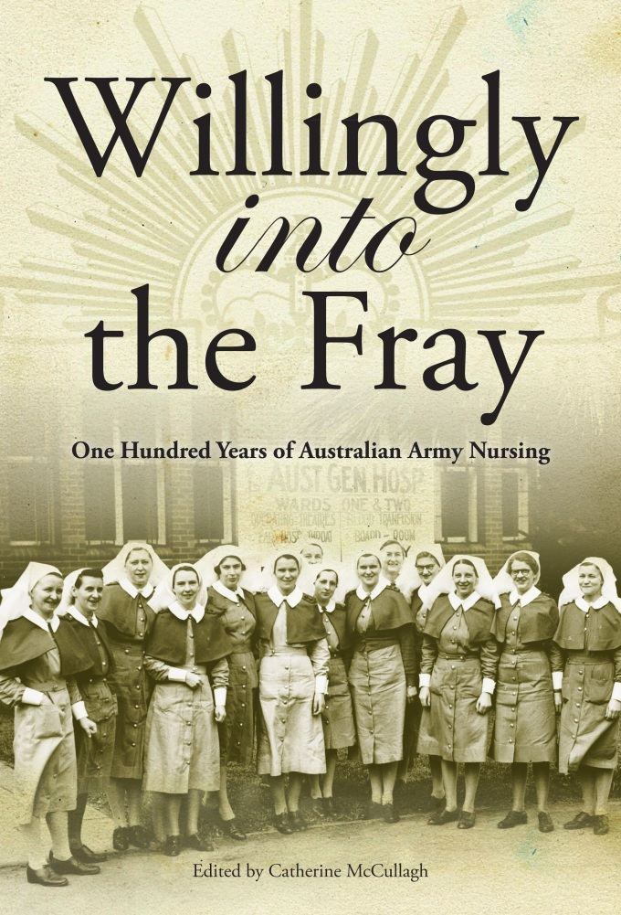 Willingly Into The Fray By: Catherine McCullagh