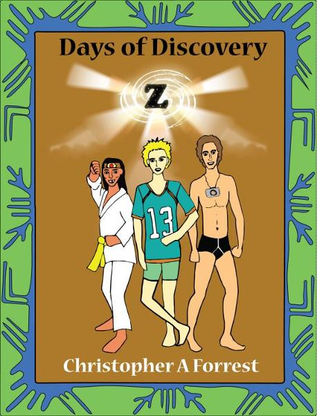 Days of Discovery (The Zarulium Chronicles Book One)