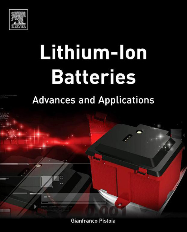 Lithium-Ion Batteries Advances and Applications