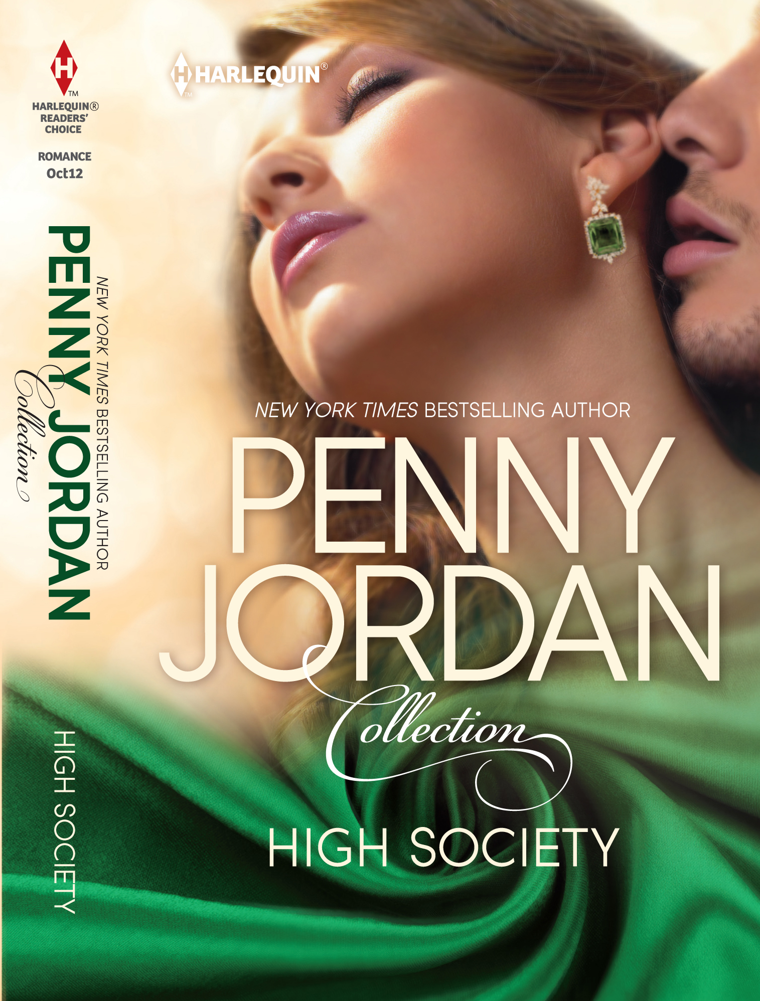 High Society: Expecting the Playboy's Heir\Blackmailing the Society Bride By: Penny Jordan