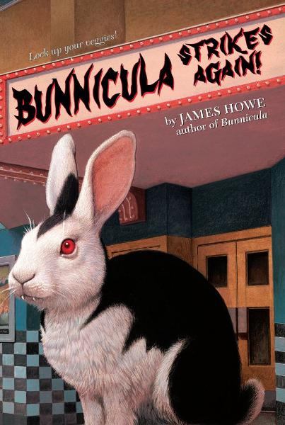Bunnicula Strikes Again!