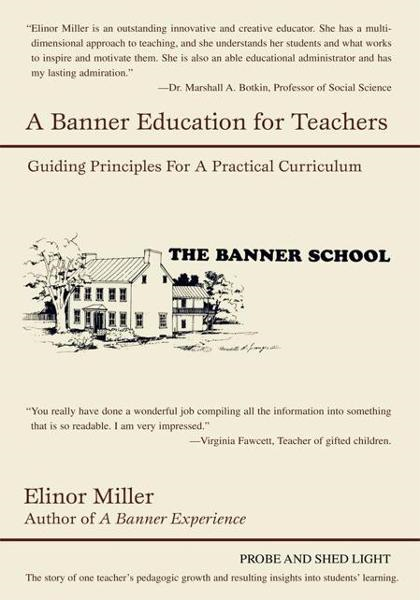 A BANNER EDUCATION FOR TEACHERS