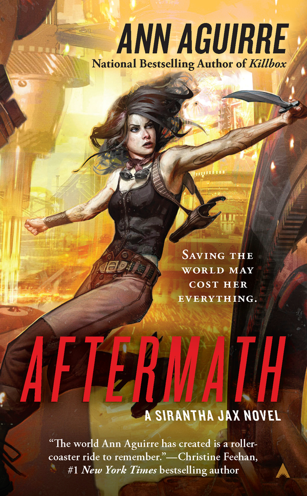Aftermath By: Ann Aguirre