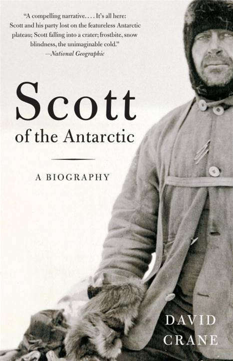 Scott of the  Antarctic By: David Crane