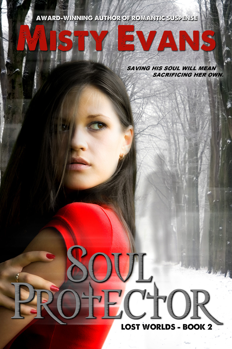 Soul Protector, Lost Worlds Series, Book 2