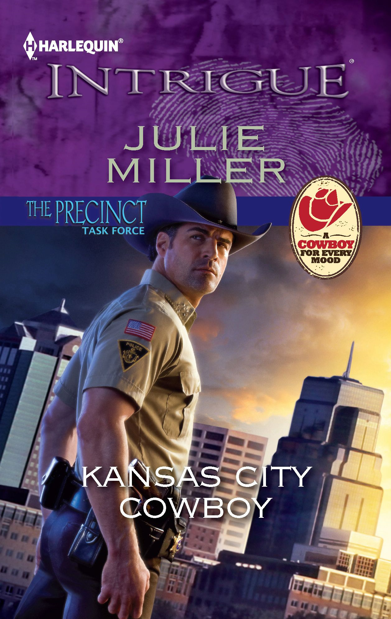 Kansas City Cowboy By: Julie Miller