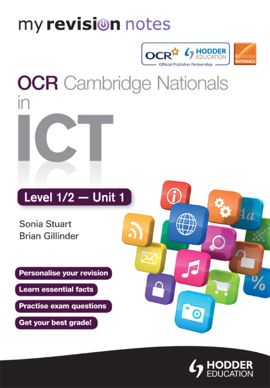 My Revision Notes OCR Cambridge Nationals in ICT Levels 1 / 2 Unit 1  Understanding Computer Systems eBook ePub