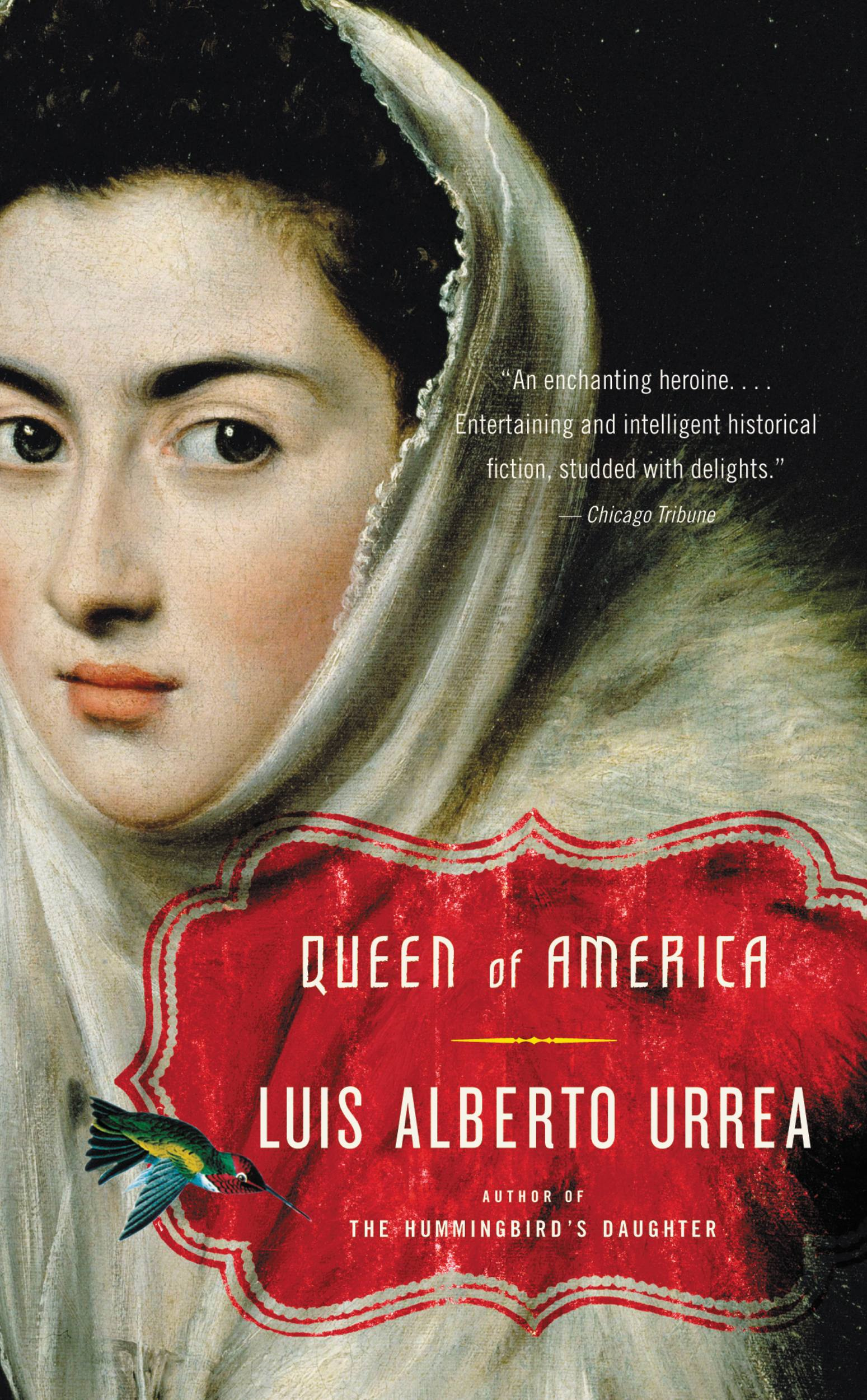 Queen of America By: Luis Alberto Urrea