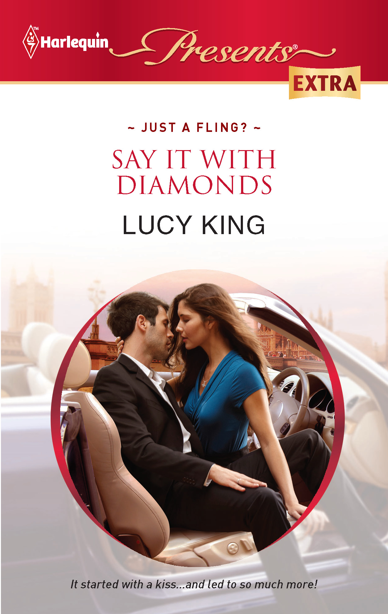 Say It with Diamonds By: Lucy King