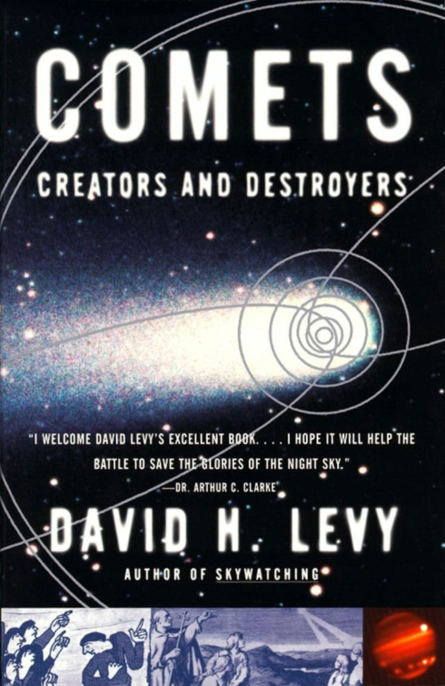 Comets By: David H. Levy