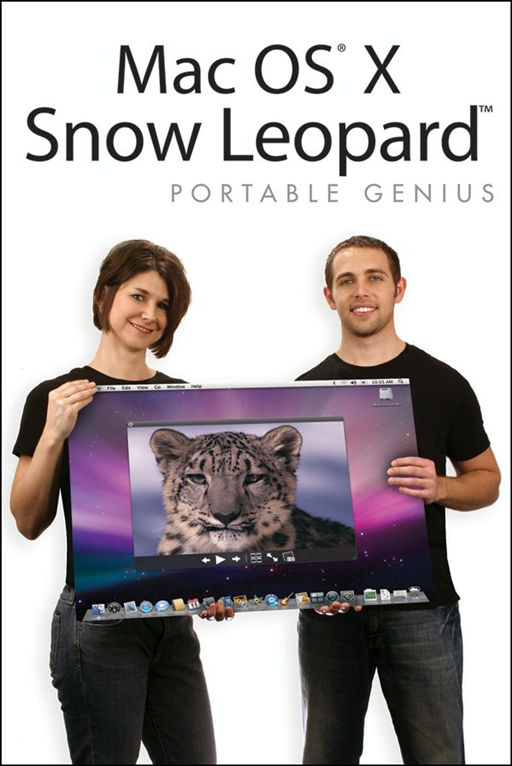Mac OS X Snow LeopardPortable Genius By: Dwight Spivey