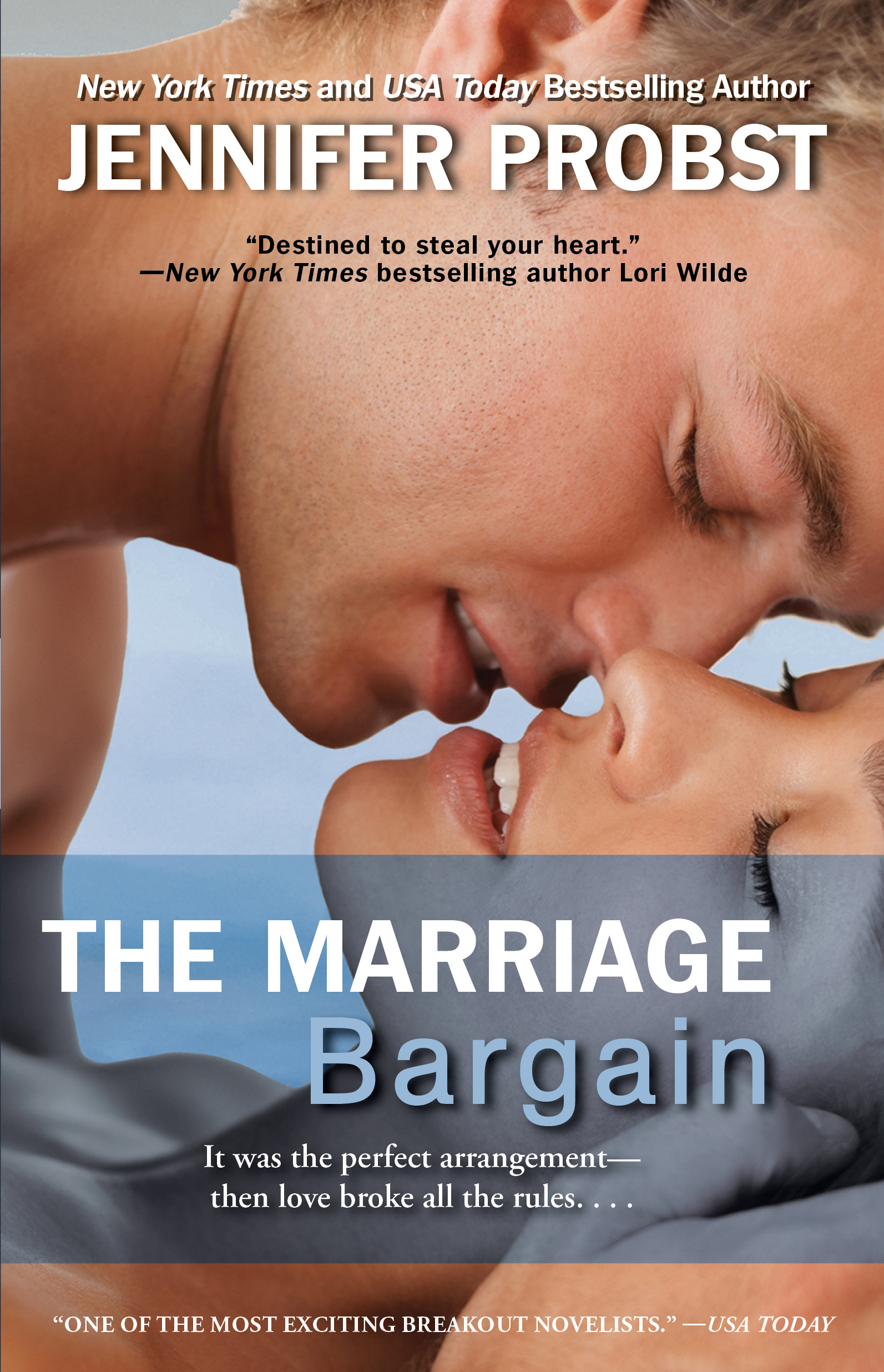 The Marriage Bargain By: Jennifer Probst