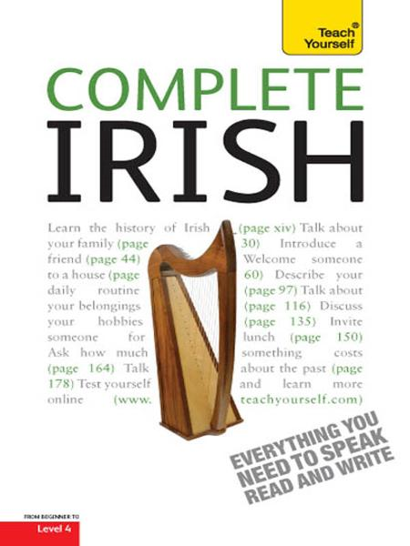 Complete Irish By: Diarmuid O'Se