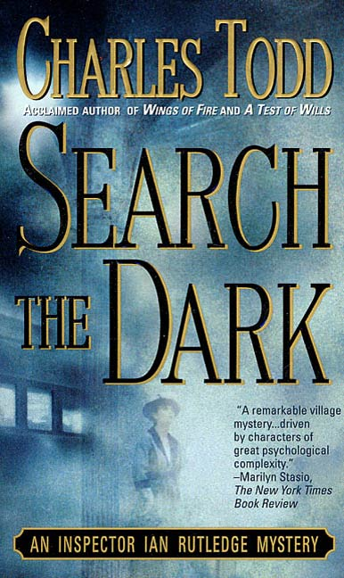 Book Cover: Search the Dark