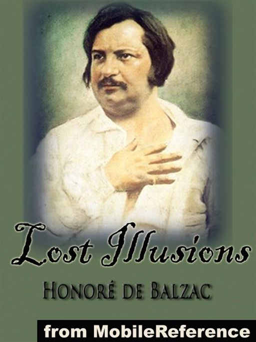 Lost Illusions  (Mobi Classics)