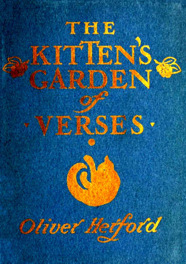 The Kitten's Garden of   Verses
