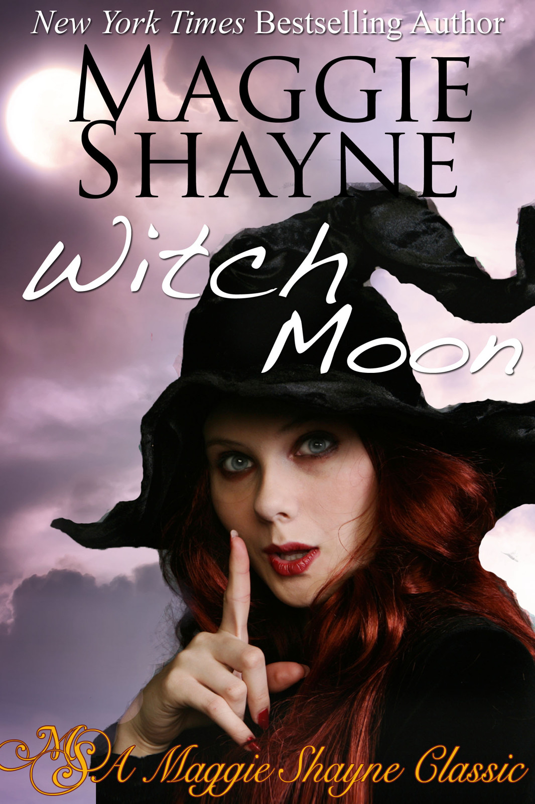 Witch Moon By: Maggie Shayne