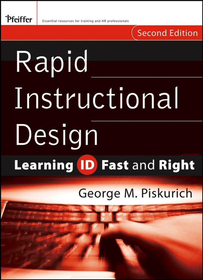 Rapid Instructional Design