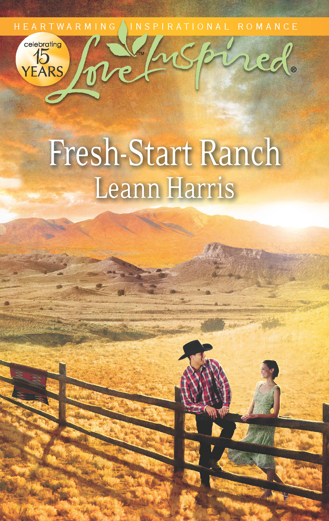 Fresh-Start Ranch By: Leann Harris