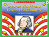 Little Leveled Readers: Level D - George Washington Loved His Country: Just The Right Level To Help Young Readers Soar!
